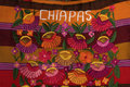 Decorative art from chiapas Royalty Free Stock Photo