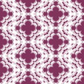 Decorative background vector seamless pattern lilac Royalty Free Stock Image