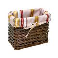Decorative basket Stock Photos