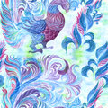 Decorative Birds - Watercolor....