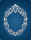 Decorative border ornament Stock Photography