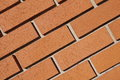 Decorative brick wall Stock Image