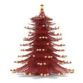 Decorative christmas tree toy see my other works in portfolio Stock Photo