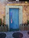 Decorative Egyptian Doorway
