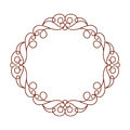 Decorative frames .Vintage .Well built for easy editing.Vector illustration.