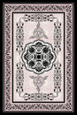 Decorative oriental rug Stock Photography