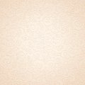 Decorative ornamental beige background ready for your text and design Royalty Free Stock Image