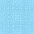 Decorative ornaments, blue seamless pattern. Wallpaper background