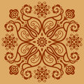 Decorative pattern Stock Photography
