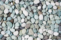 Decorative pebbles Royalty Free Stock Photography