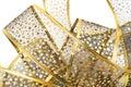Decorative ribbon Royalty Free Stock Photo