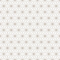 Decorative Seamless Floral Decorative Gold & White Pattern Background Royalty Free Stock Photo