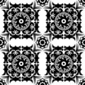 Decorative seamless pattern Royalty Free Stock Image
