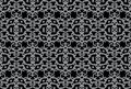 Decorative seamless pattern Stock Photos