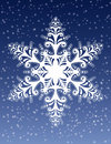 Decorative Snowflake Ornament Vector Stock Photos