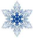 Decorative Snowflake Ornament ...