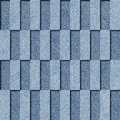Decorative tile pattern - seamless background - blue jeans texture Royalty Free Stock Photo