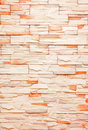 Decorative tiles wall Stock Photos