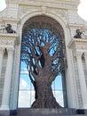 Baum Er Von Von stadt Von