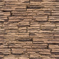Decorative wall tiles - seamless background - stone pattern Royalty Free Stock Photo