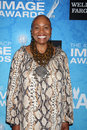 Dee dee bridgewater los angeles feb arrives at the naacp image awards nominee reception at beverly hills hotel on february in Royalty Free Stock Images