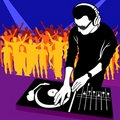Deejay 03 Stock Photography