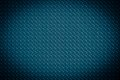 Deep blue regular plastic texture for background Stock Images