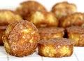 Deep Fried Bean Curd Stock Photos