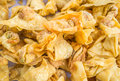 Deep fried wonton Stock Photo