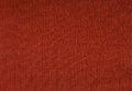 Deep red coarse woven fabric background Royalty Free Stock Photo