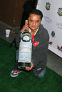 Deep roy at the world cup showdown fundraiser el guapo cantina los angeles ca Royalty Free Stock Images