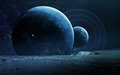 Deep space art. Awesome for wallpaper and print. Elements of this image furnished by NASA