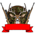 Deer Hunting Camp Royalty Free Stock Photo