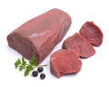 Deer meat Royalty Free Stock Image
