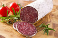 Deer Salami Stock Photography