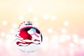 Defocused gold bokeh light vintage background christmas backgr Stock Photo