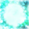 Defocused lights with central copy space Royalty Free Stock Photos