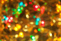 Defocused ligths Royalty Free Stock Photo