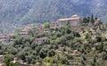 Deia Mallorca Stock Images