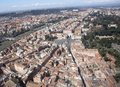 Del piazza popolo Ρώμη Στοκ Εικόνα