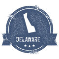 Delaware mark.