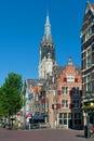 Delft Royalty Free Stock Photo