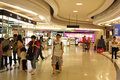 Delhi Duty Free Zone at IGI Airport, India Royalty Free Stock Photo