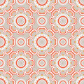 Delicate floral pattern beautiful seamless Stock Image