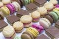 Delicious sweet treats Stock Photography