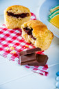 Delicious sweets in saturated composition sweet and tasty of homemade Stock Photo