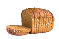 Delicious wholemeal baked bread Royalty Free Stock Image