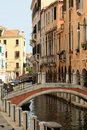 Delightful venetian cityscape Royalty Free Stock Photo
