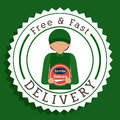 Delivery design,vector illustration.