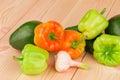 Della verdura vita ancora Immagine Stock Libera da Diritti